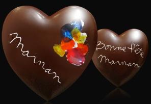 chocolat coeur