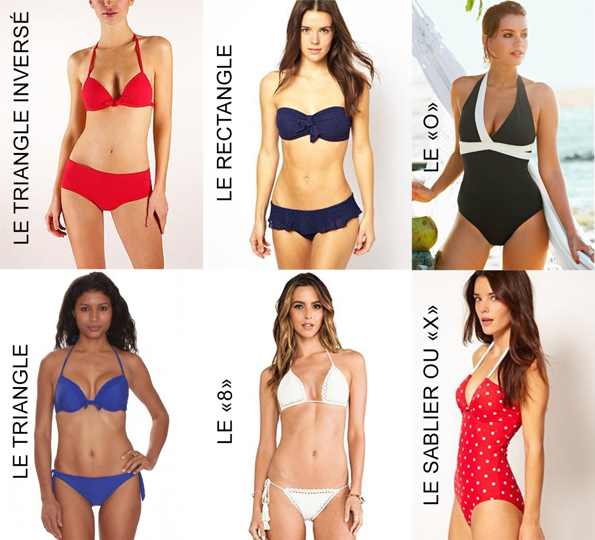 Top Comment bien choisir son maillot de bain ? – MADE IN LOVE AFFAIRES OH29